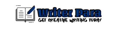 Writer Para – Get Creative Writing Today